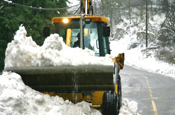 snow removal commercial residential winona